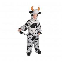 Plush Cow Costume