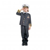 Navy Admiral Costume