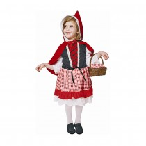 Lil' Red Riding Hood Costume