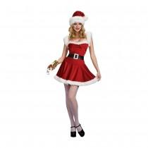 Sexy Jingle Adult Costume