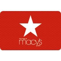 Macy's E-Gift Card