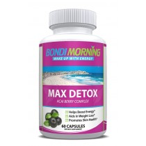 Max Detox Dietary Supplement