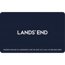 Lands' End eCertificate