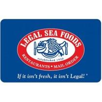 Legal Sea Foods eCertificate