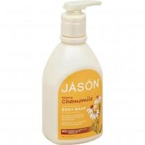 Jason Natural Products - Chamomile Natural Body Wash (Pack of 2 - 30 FZ)