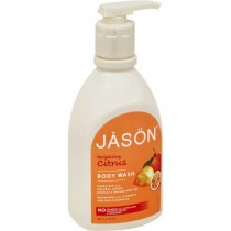 Jason Natural Products - Citrus Satin Shower Body Wash (Pack of 2 - 30 FZ)