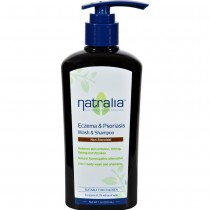 Natralia - Eczema And Psoriasis Wash Concentrated Bath And Shower Formula (Pack of 2 - 7 FZ)