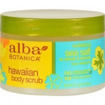 Alba Botanica - Hawaiian Sea Salt Body Scrub (Pack of 2 - 14.5 OZ)