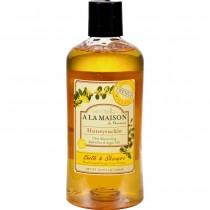 A La Maison - Honeysuckle Shower Gel (Pack of 3 - 16.9 FZ)