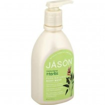 Jason Natural Products - Pure Natural Body Wash Moisturizing Herbs (Pack of 2 - 30 FZ)