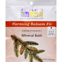 Aura Cacia - Soothing Heat Mineral Bath (Pack of 6 - 2.5 OZ)