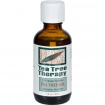 Tea Tree Therapy - Water Soluble Tea Tree Oil (Pack of 2 - 2 FZ)