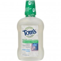 Toms of Maine - Wicked Peppermint Mouthwash  2 - 16 FZ