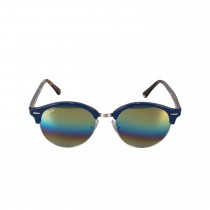 Ray-Ban Clubround Mineral Flash Lens Sunglasses RB4246-F 1223C4 53