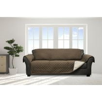 Reynolda Reversible Waterproof Microfiber Sofa Cover