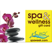 Spa & Wellness Gift Card by Spa Week