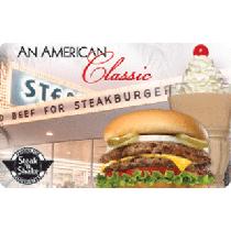 Steak 'n Shake eCertificate