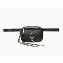 Rebecca Minkoff Blythe Belt Bag Black