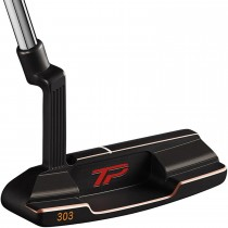 TaylorMade TP Black Copper Collection Juno Putter - Right Hand/35 inch/SS Pistol 1.0 GT
