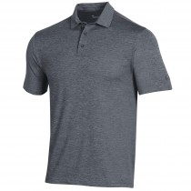 Under Armour Playoff 2.0 Heather Men's Polo - Pitch Grey