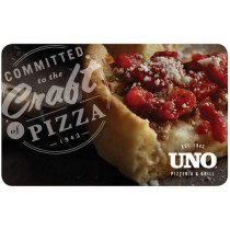 Uno Chicago Grill eCertificate
