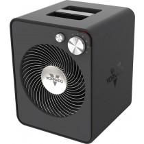 Vornado Whole Room Metal Heater Storm Gray