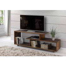 """60"""" Rustic Solid Wood Console"""
