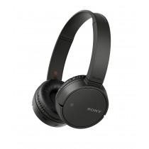 Sony Wireless Bluetooth & NFC Headphones w/ Mic Black