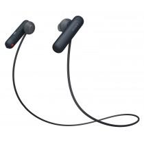 Sony SP500 Wireless Bluetooth & NFC Sport Earbuds Black