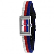 Gucci YA147508 G-Frame Ladies Watch with Multi Color Dial