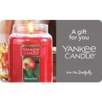 Yankee Candle eCertificate $50