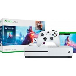 Xbox One S 1TB Battlefield V Bundle with 4K Ultra HD Blu-ray